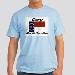 Cary North Carolina Light T-Shirt